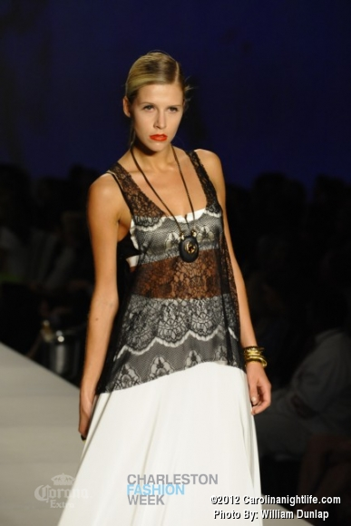 Charleston Fashion Week Rock The Runway Friday Night - Photo #474323