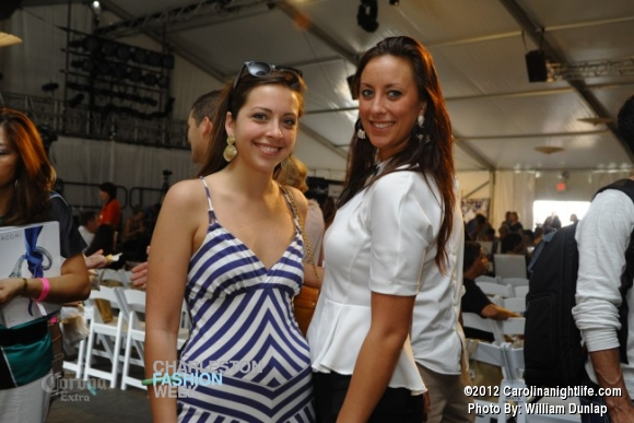 Charleston Fashion Week Bridal Show - Photo #474430
