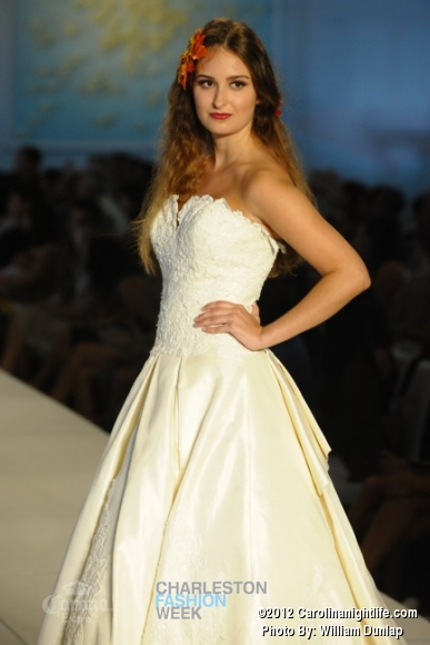 Charleston Fashion Week Bridal Show - Photo #474438