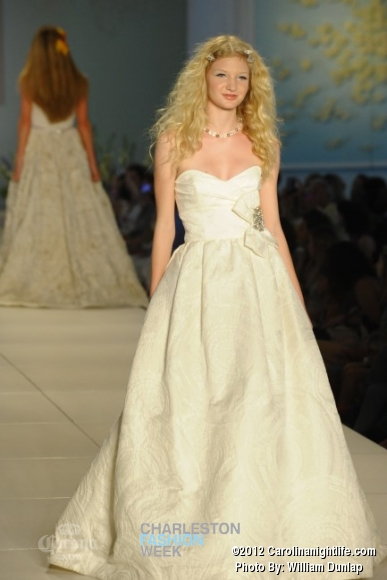 Charleston Fashion Week Bridal Show - Photo #474439