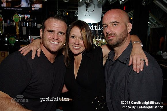 Prohibition Saturday with DJ Rowshay - Photo #481178