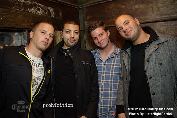 Prohibition Saturday with DJ Rowshay - Photo #481180