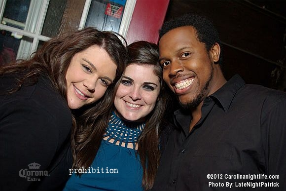 Prohibition Saturday with DJ Rowshay - Photo #481195