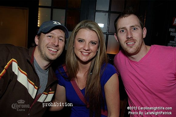Prohibition Saturday with DJ Rowshay - Photo #481196