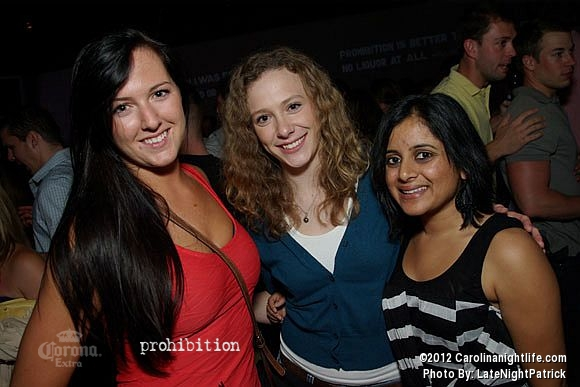 Prohibition Saturday with DJ Rowshay - Photo #481214