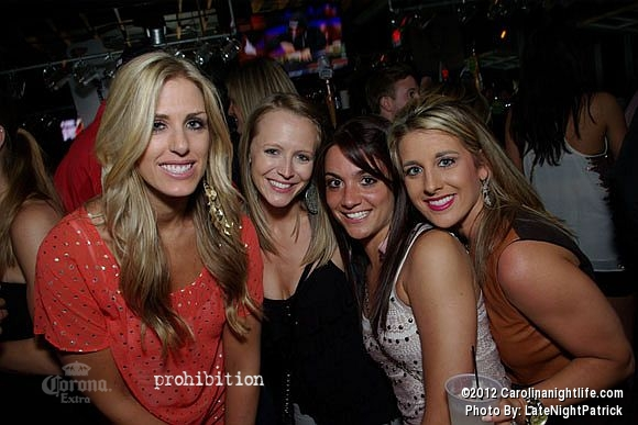 Prohibition with DJ Rowshay Saturday night - Photo #483698