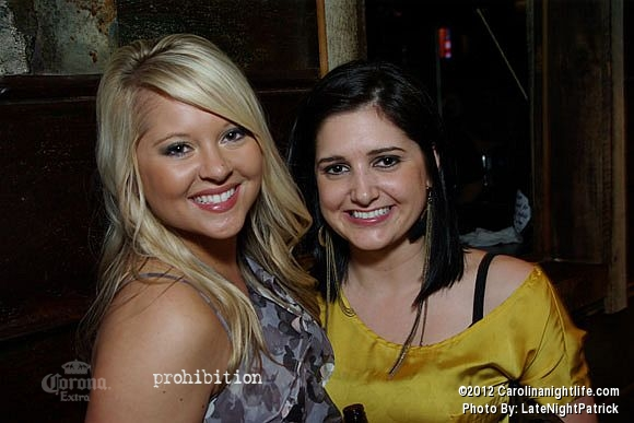 Prohibition with DJ Rowshay Saturday night - Photo #483710