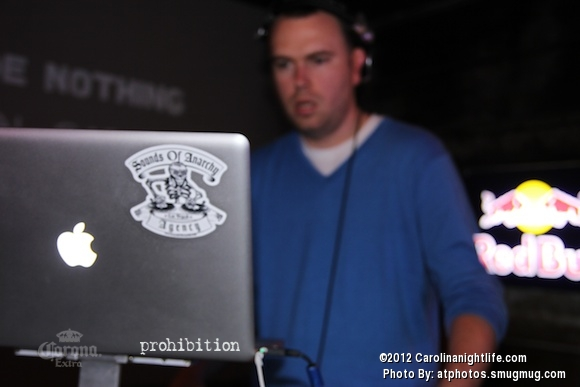 AA5 after party at Prohibition - Photo #487885