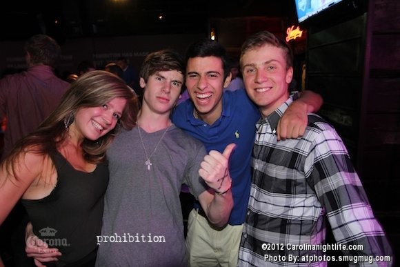 AA5 after party at Prohibition - Photo #487915
