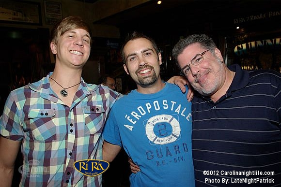 Ri Ra Friday with DJ A Rod and Jarad Allen - Photo #488284