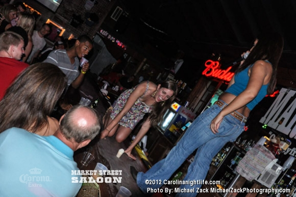 Build Your Own Bikini Night at Market Street Saloon - Photo #502234