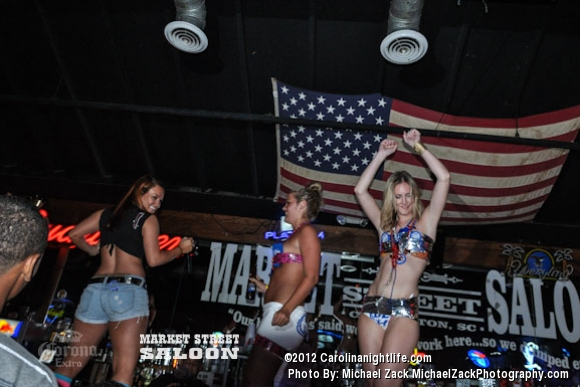 Build Your Own Bikini Night at Market Street Saloon - Photo #502246