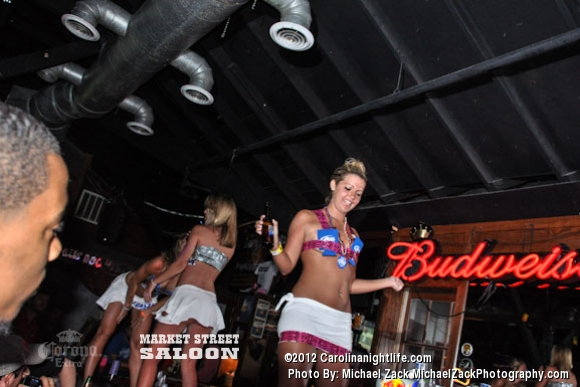 Build Your Own Bikini Night at Market Street Saloon - Photo #502247