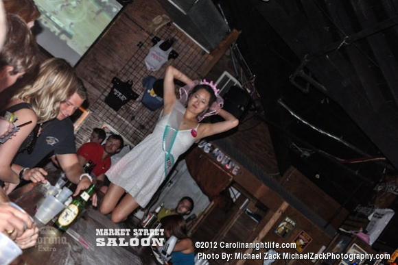 Build Your Own Bikini Night at Market Street Saloon - Photo #502257