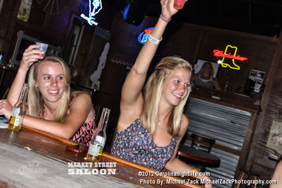 Build Your Own Bikini Night at Market Street Saloon - Photo #502267
