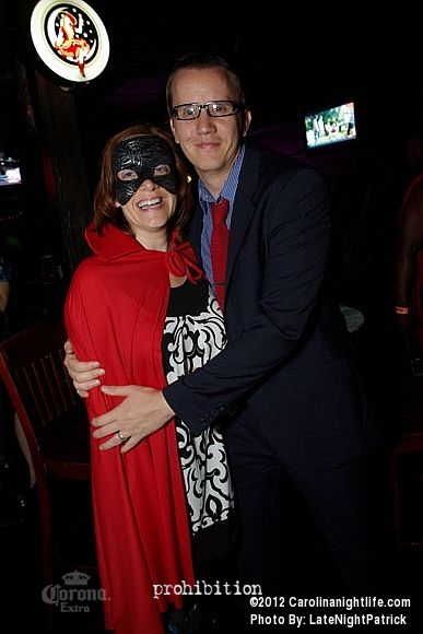 Superhero Bar Crawl with DJ Dirty at Prohibition Saturday - Photo #508467