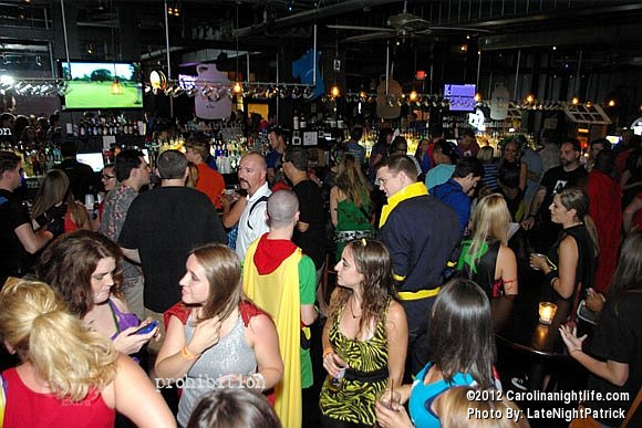 Superhero Bar Crawl with DJ Dirty at Prohibition Saturday - Photo #508478