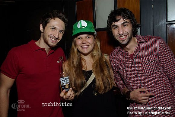 Superhero Bar Crawl with DJ Dirty at Prohibition Saturday - Photo #508483