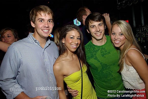 Superhero Bar Crawl with DJ Dirty at Prohibition Saturday - Photo #508484