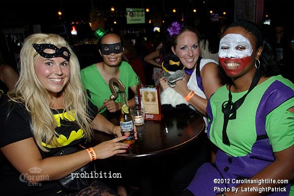 Superhero Bar Crawl with DJ Dirty at Prohibition Saturday - Photo #508490