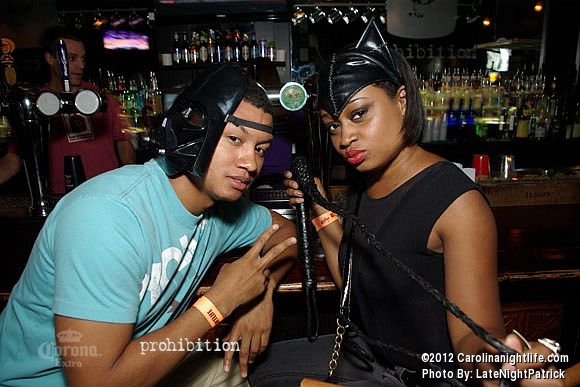 Superhero Bar Crawl with DJ Dirty at Prohibition Saturday - Photo #508496