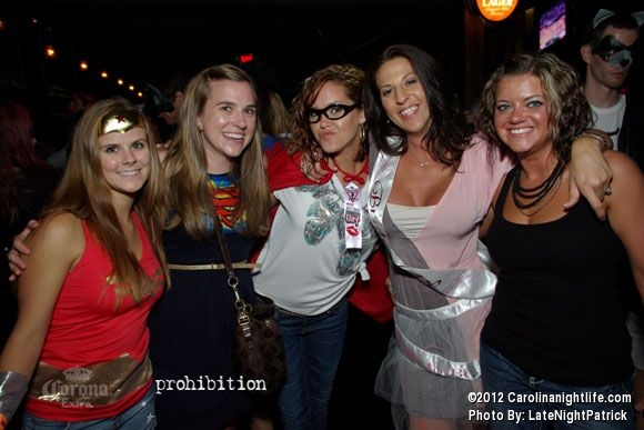 Superhero Bar Crawl with DJ Dirty at Prohibition Saturday - Photo #508506