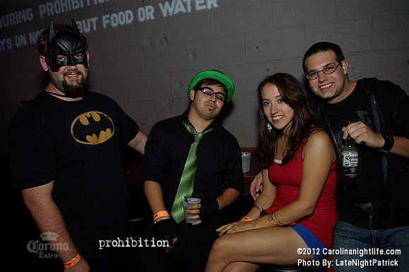 Superhero Bar Crawl with DJ Dirty at Prohibition Saturday - Photo #508507