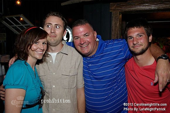 Superhero Bar Crawl with DJ Dirty at Prohibition Saturday - Photo #508508