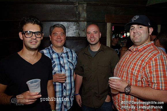White Trash Bash Friday at Prohibition - Photo #523882