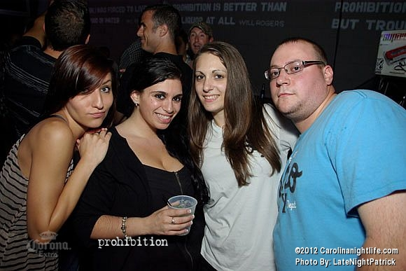 White Trash Bash Friday at Prohibition - Photo #523896