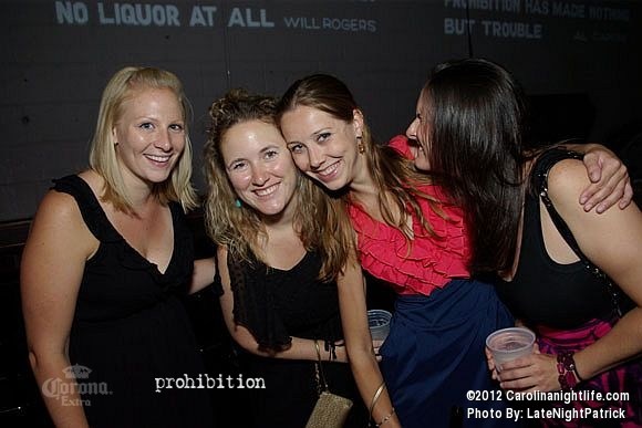 White Trash Bash Friday at Prohibition - Photo #523910