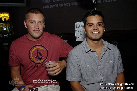 White Trash Bash Friday at Prohibition - Photo #523930